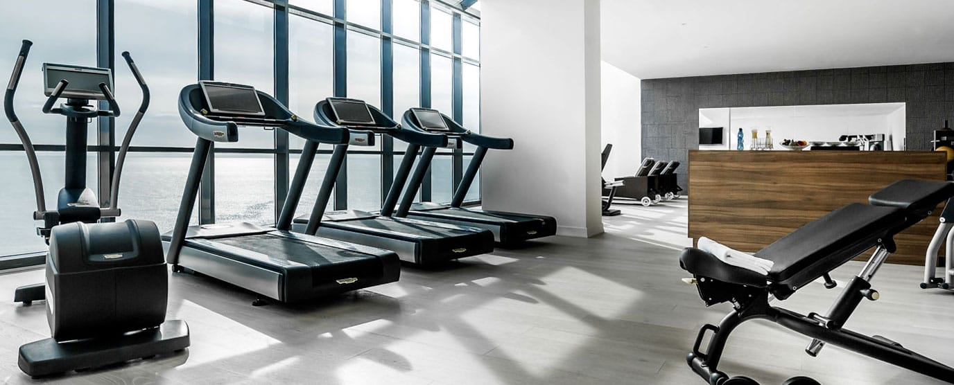 Technogym the gym of the future