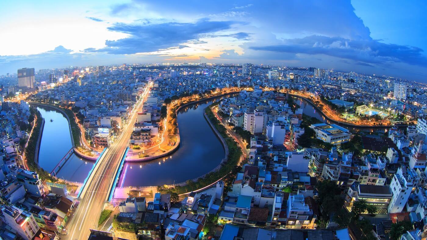 Pullman Hotel: Ho Chi Minh City Guide - Vietnam