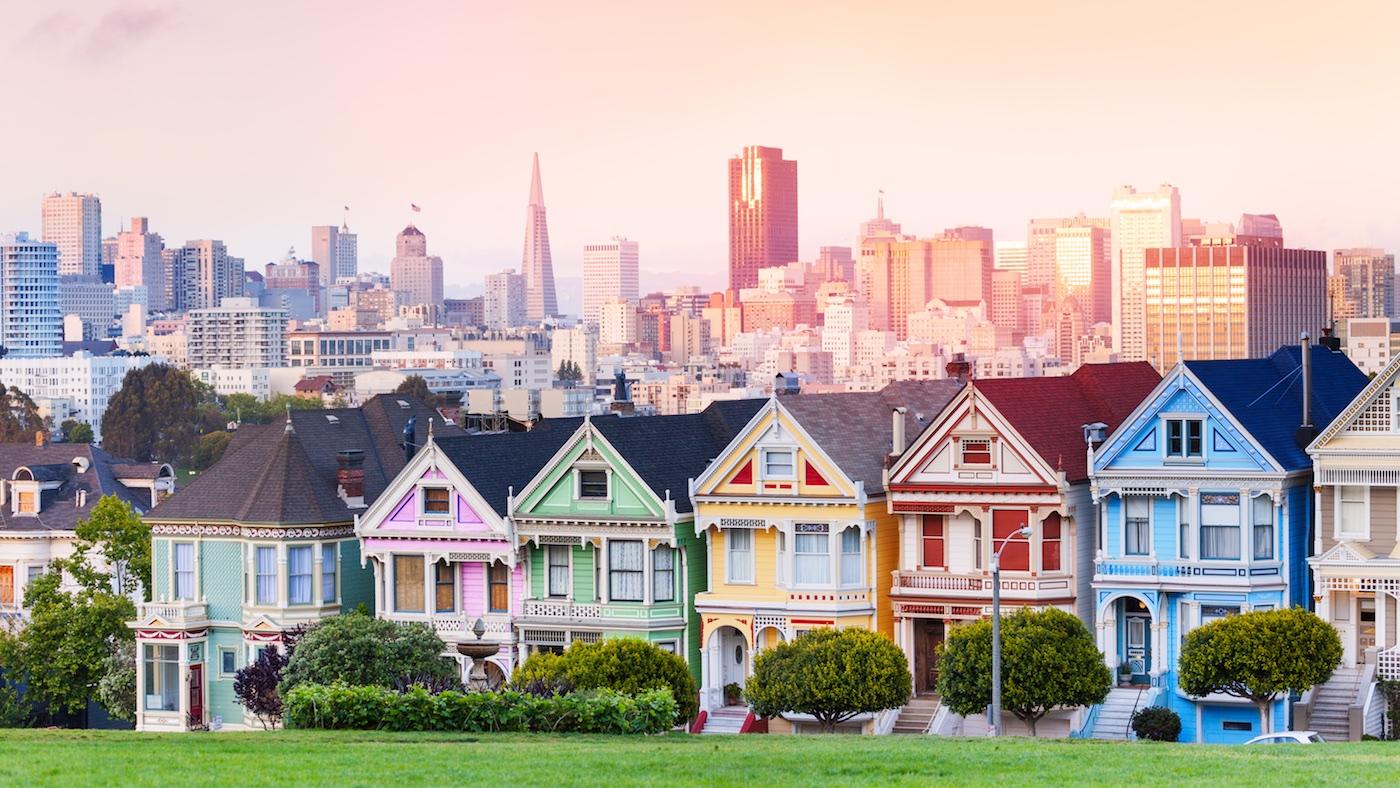 San Francisco Bay Area datant