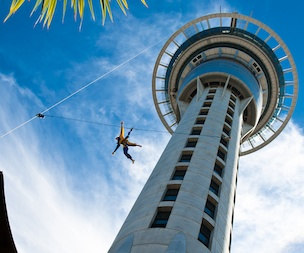 SkyJump & Auckland Bridge Bungy
