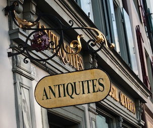 Antiques Stores in Basel