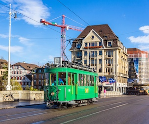 Explore Basel by Tram