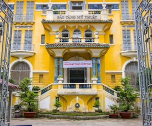 Fine Arts Museum, FITO & The History Museum of                             Vietnam