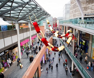 Liverpool One Shopping Center
