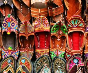 Delhi Shopping Tour