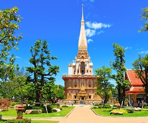 Wat Chalong & The Temples of Phuket