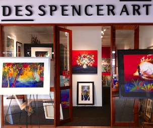 Des Spencer Art