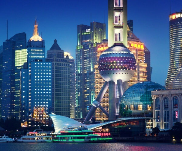 Pullman Hotel: Shanghai City Guide - China